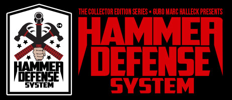 Hammer Defense System - Home Defense - Martial Arts